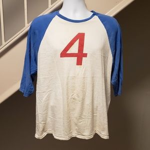 Other - Number 4 Raglan Vintage Large Longsleeve (SOLD)